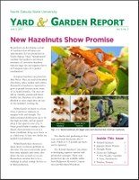 NDSU Yard & Garden Report for July 3, 2017