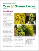 NDSU Yard & Garden Report for August 18, 2017