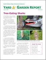 NDSU Yard & Garden Report for July 23, 2018